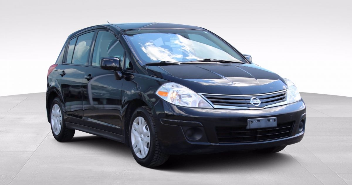 Used Vehicles Of Nissan Versa 2011 For Sale St Eustache