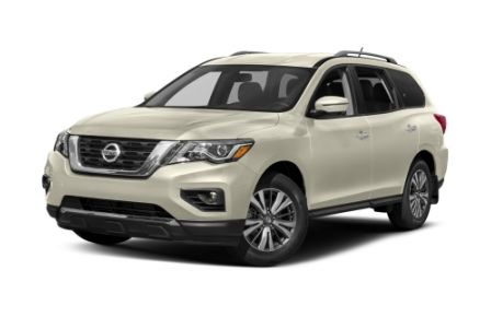 2018 Nissan Pathfinder SV Tech #0
